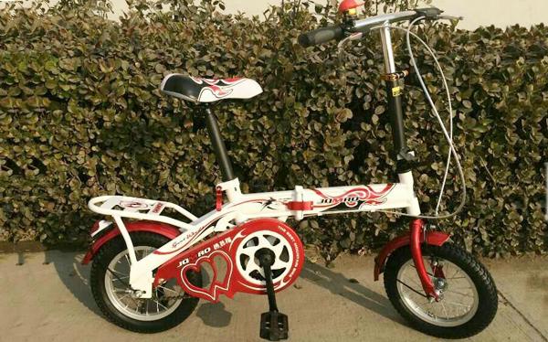 风神儿童自行车