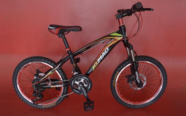 威尔儿童自行车
