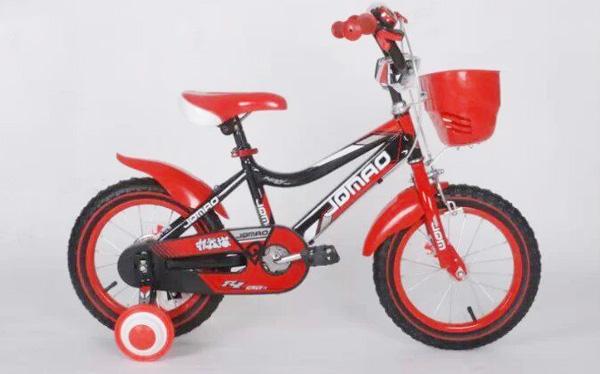火箭儿童自行车