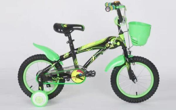 赛克儿童自行车