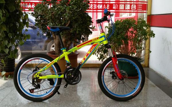 凌风儿童自行车