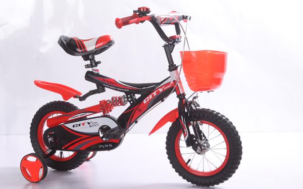 陆风儿童自行车