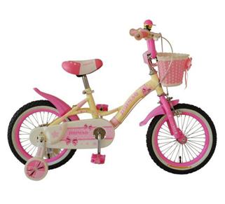仙蒂公主儿童自行车