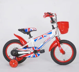 英伦儿童自行车