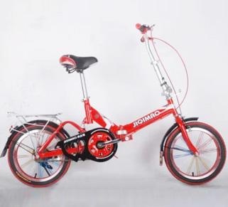 经典儿童自行车
