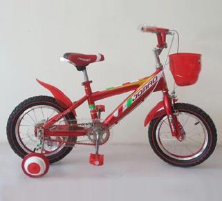 闪电儿童自行车
