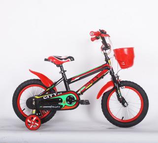 捍卫者儿童自行车