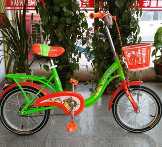 花季少女儿童自行车