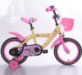花铃儿童自行车