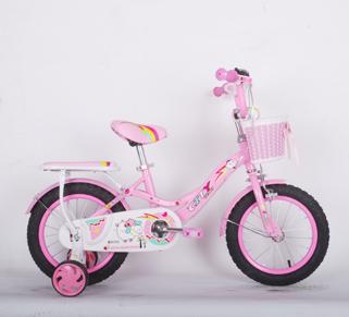 小天使儿童自行车
