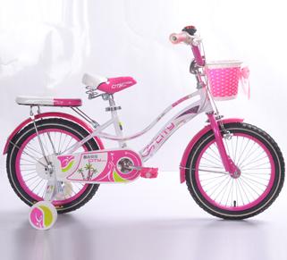 雪兰妮儿童自行车