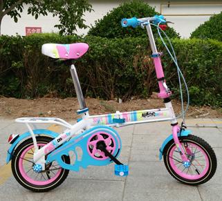雅琪儿童自行车