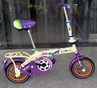 艾妮宝贝儿童自行车