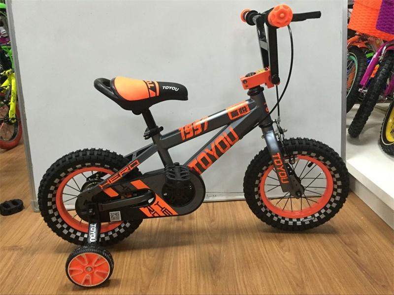 英雄儿童自行车