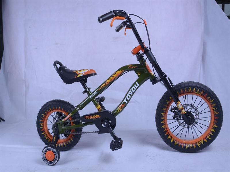 哈雷儿童自行车
