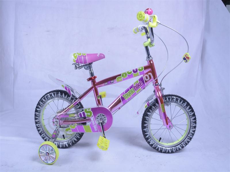 焦点儿童自行车