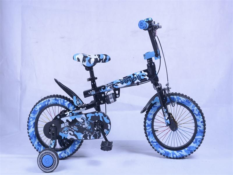 机械师儿童自行车