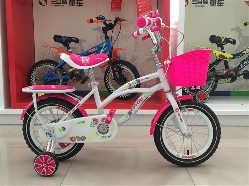 乐骑儿童自行车